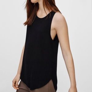 Wilfred  sleeveless blouse